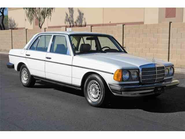 1980 Mercedes-Benz 300D | 964698