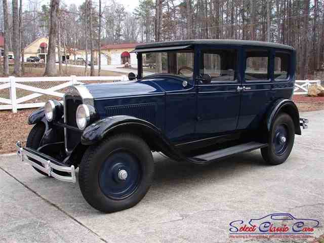 1928 Buick Classsic   964702