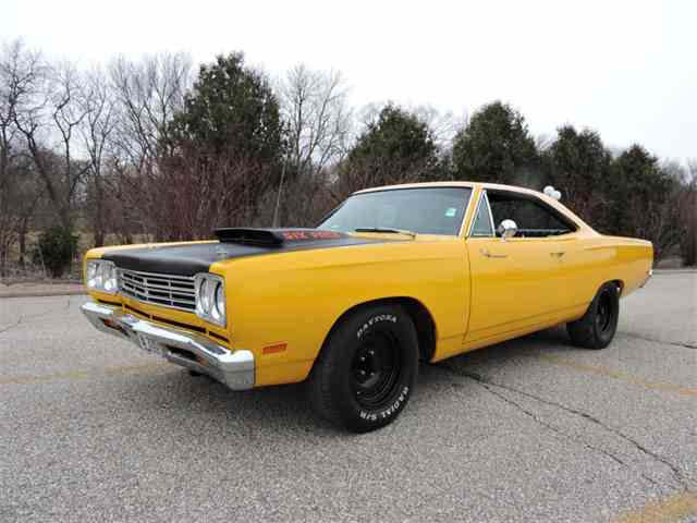 1969 Plymouth Road Runner | 964715