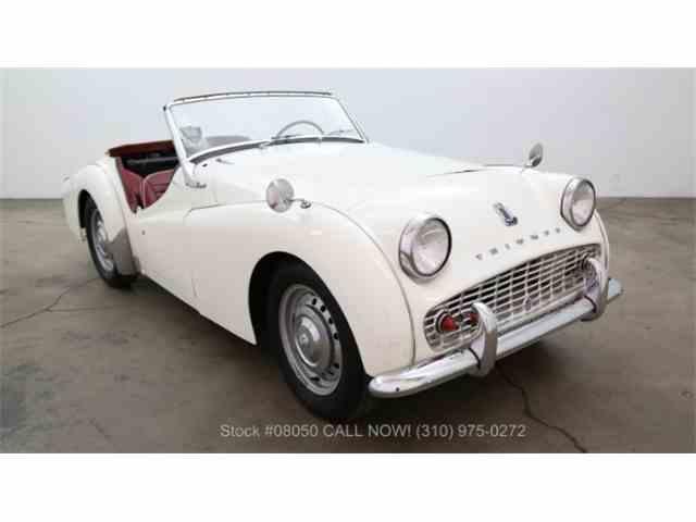 1960 Triumph TR3A | 964727