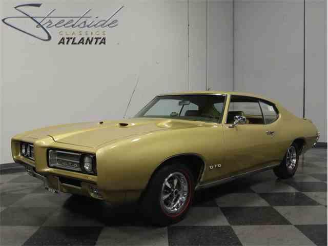 1969 Pontiac GTO | 964736
