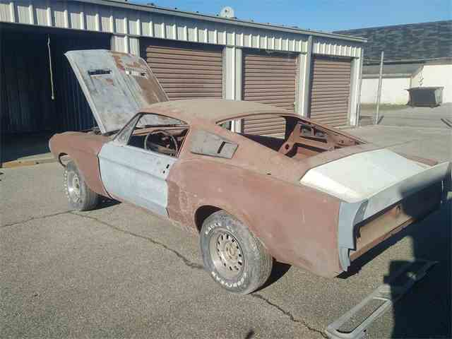 1968 Ford Mustang | 964745