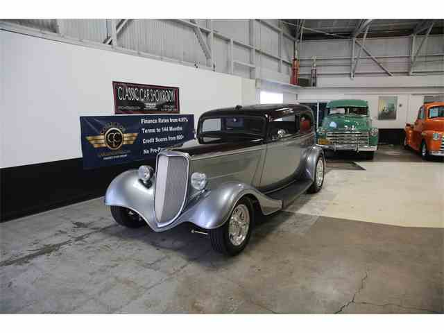 1933 Ford Crown Victoria | 964753