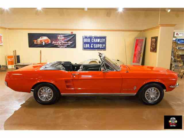 1967 Ford Mustang | 964754