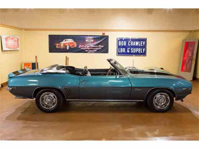 1969 Chevrolet Camaro | 964756