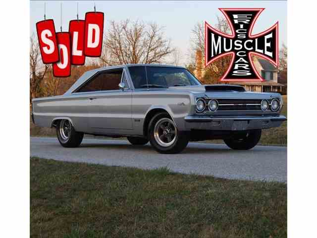 1967 Plymouth Satellite | 964765