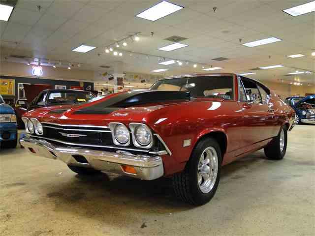 1968 Chevrolet Chevelle | 964779