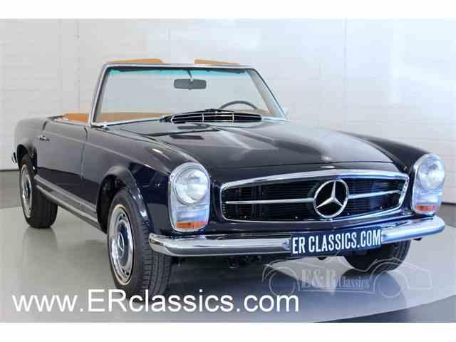 1968 Mercedes-Benz 280SL   964786