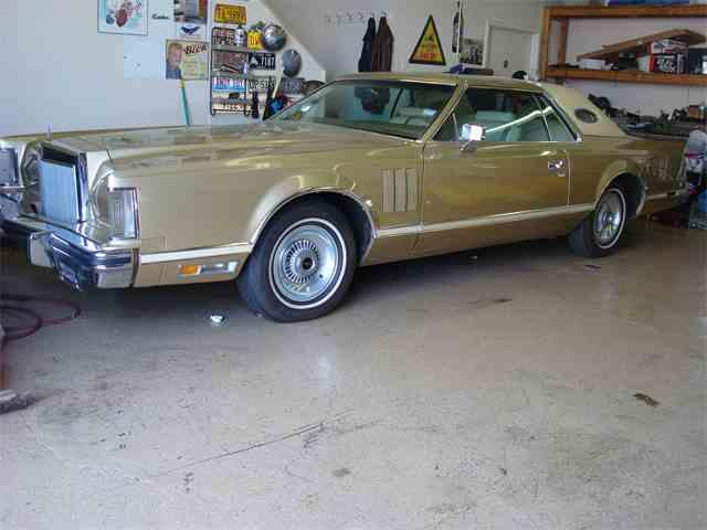 1979 Lincoln Mark V | 964788