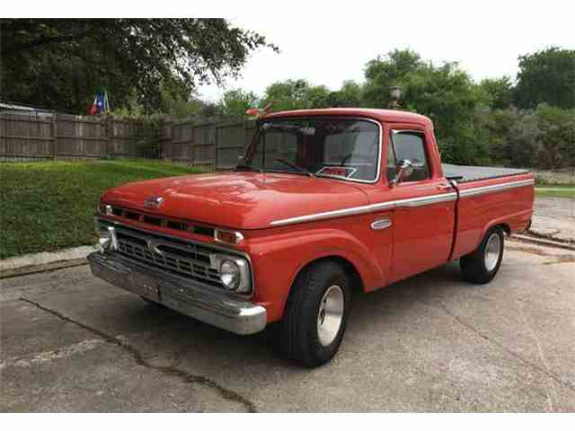1966 Ford F100 | 964793