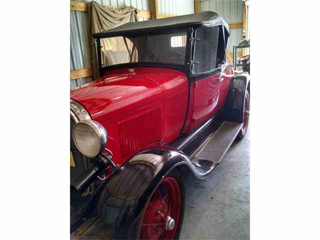 1929 Ford Model A | 964797