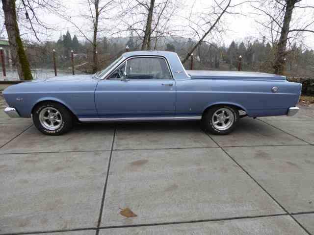 1966 Ford Ranchero | 964810