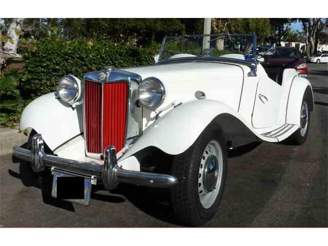 1952 MG TD | 964814