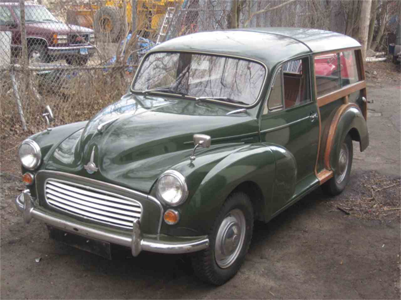 Morris Minor Traveler For Sale Classiccars Com Cc
