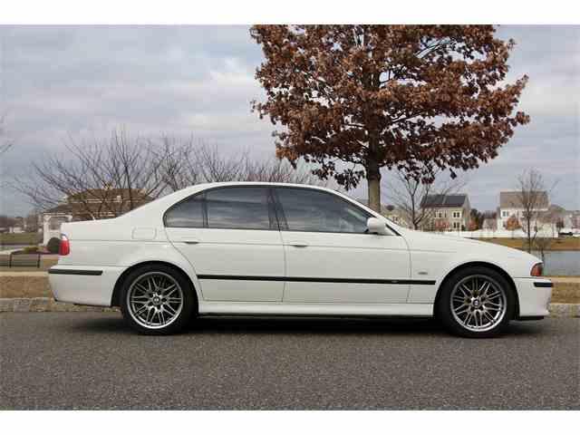 2002 BMW M5 | 964820