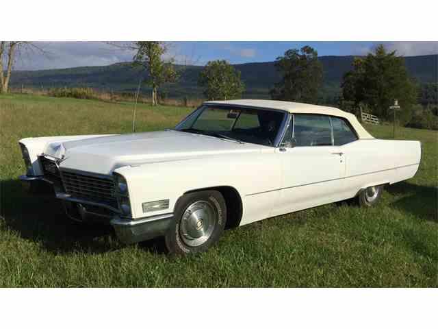 1967 Cadillac DeVille | 964822