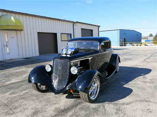 1934 Ford 3-Window Coupe | 964834