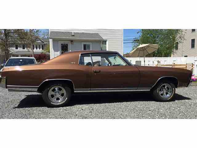 1970 chevrolet monte carlo for sale on. Black Bedroom Furniture Sets. Home Design Ideas