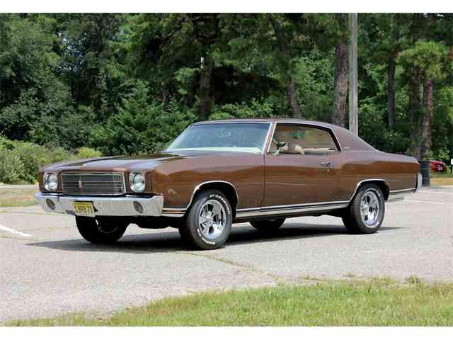 1970 Chevrolet Monte Carlo | 964842