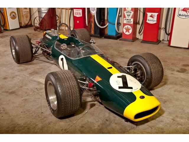1967 Brabham BT-21B | 964878