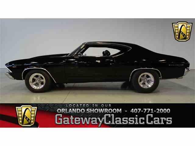 1969 Chevrolet Chevelle | 964892