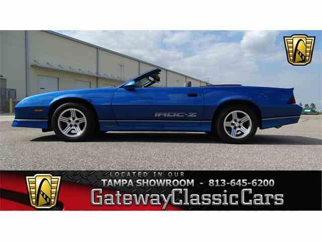 1989 Chevrolet Camaro | 964894