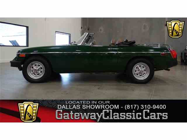 Picture of '80 MGB - KOIT