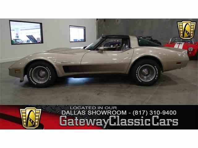 1982 Chevrolet Corvette | 964902
