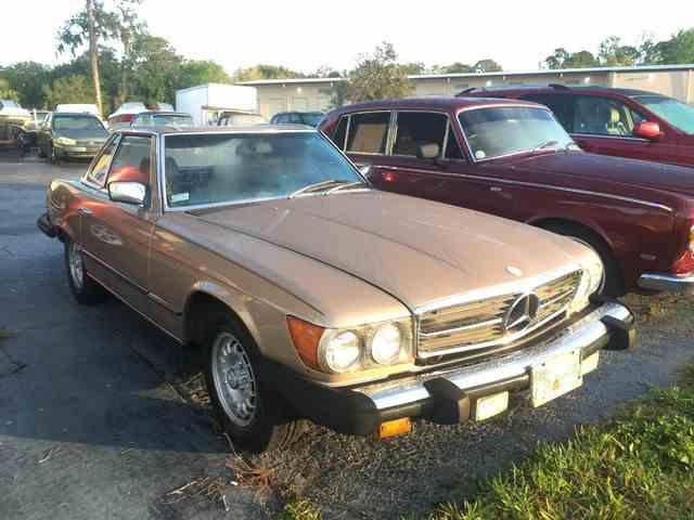 1983 Mercedes-Benz 380 | 964907