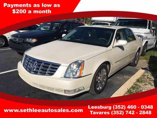 2008 Cadillac DTS   964908