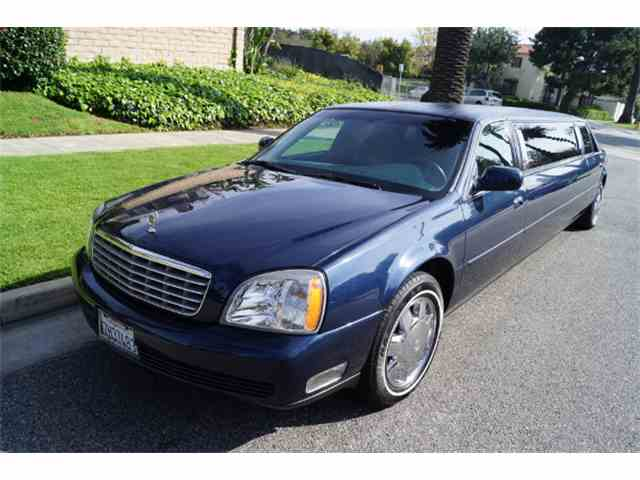 2004 Cadillac Krystal 120   964916