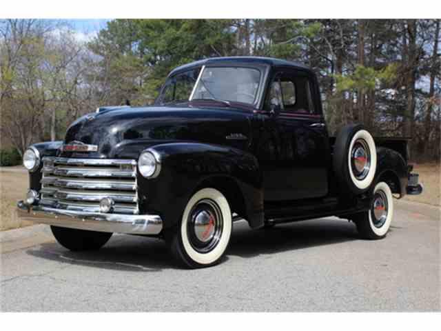 1953 Chevrolet 3100 SideMount Pickup | 964926