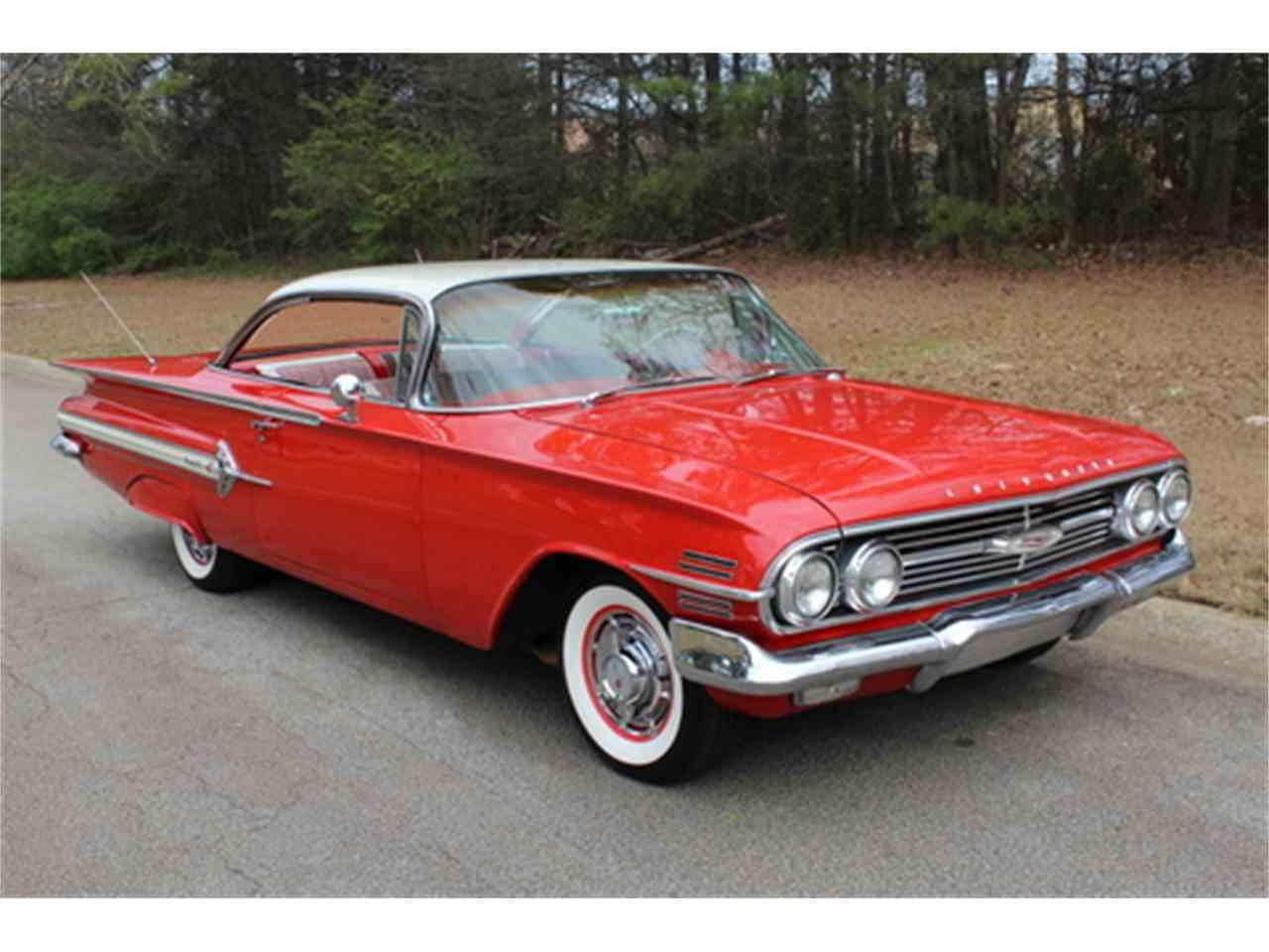 1960 Chevrolet Impala For Sale Classiccars Com Cc 964930