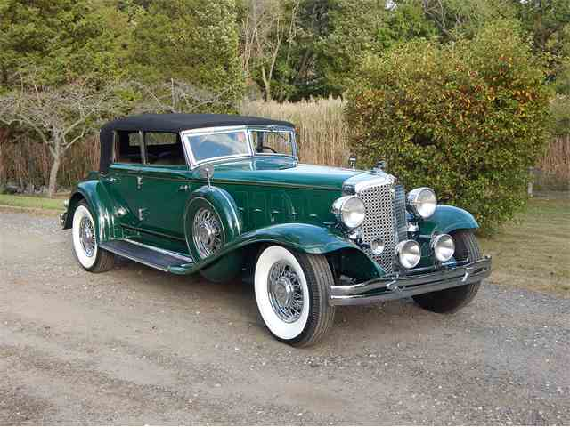 1932 Chrysler CL Imperial Convertible Sedan | 964934