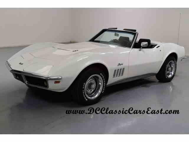 1969 Chevrolet Corvette   964937