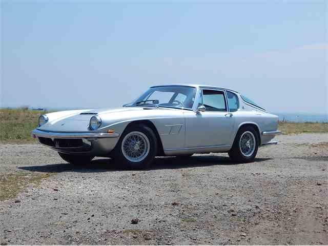 1966 Maserati Mistral | 964945
