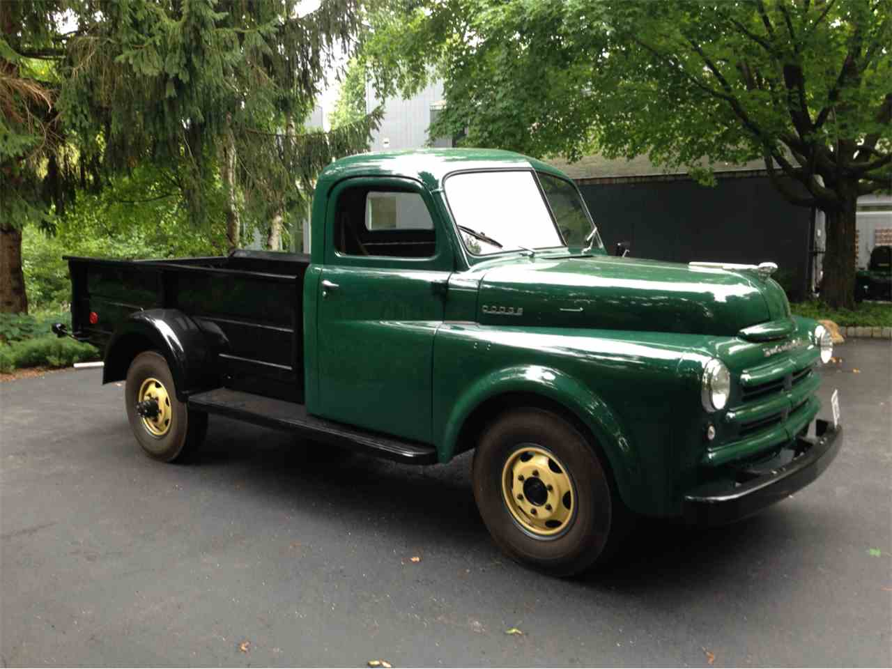 1950 dodge pickup for sale cc 964946. Black Bedroom Furniture Sets. Home Design Ideas