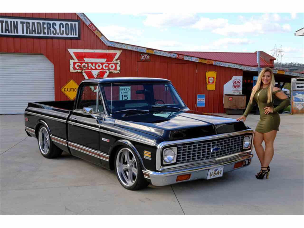 1972 Chevrolet C K 10 For Sale Classiccars Com Cc 964948
