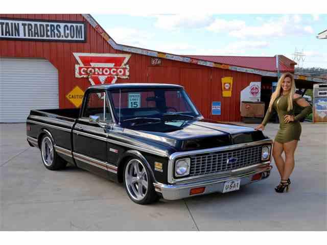 1972 Chevrolet C/K 10 | 964948