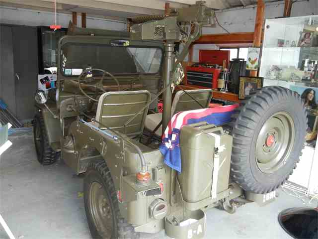 1952 Willys Jeep M38 | 964953