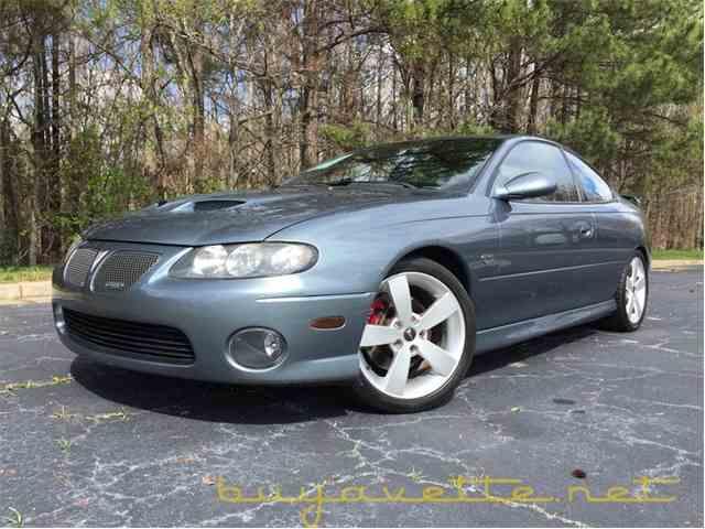 2005 Pontiac GTO | 964956