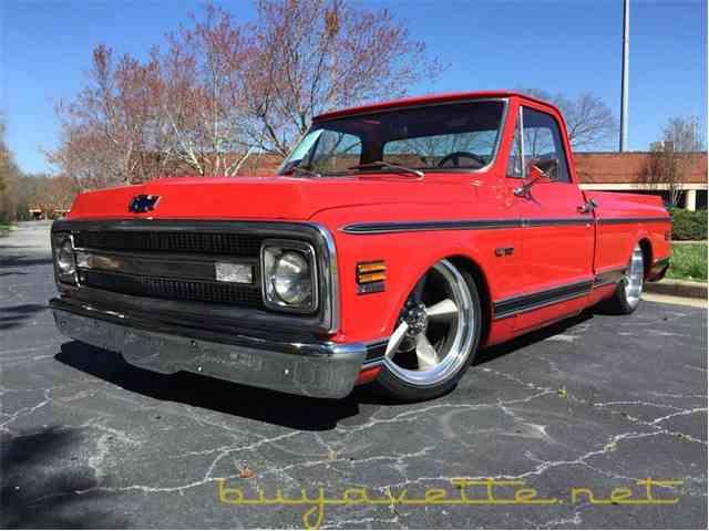 1969 Chevrolet C/K 10 | 964957