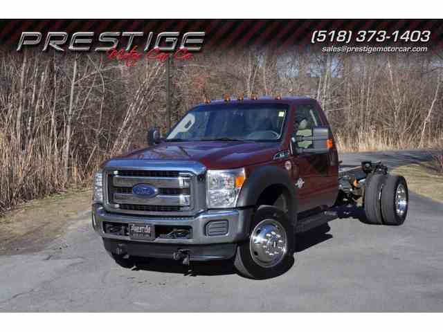 2012 Ford Super Duty F-550 DRW | 964962