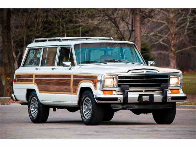 Classifieds For Classic Jeep Wagoneer 27 Available