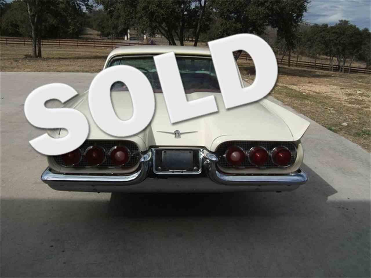 1960 Ford Thunderbird for Sale - CC-964967