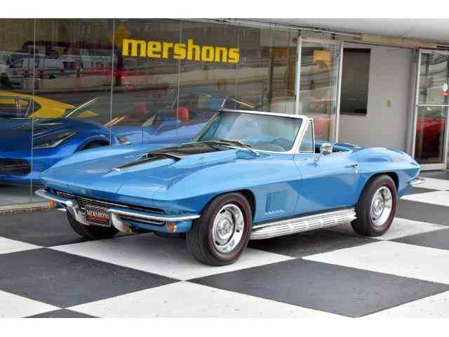 1967 Chevrolet Corvette   964981