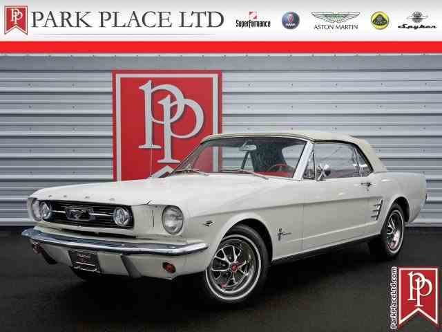 1966 Ford Mustang | 964988