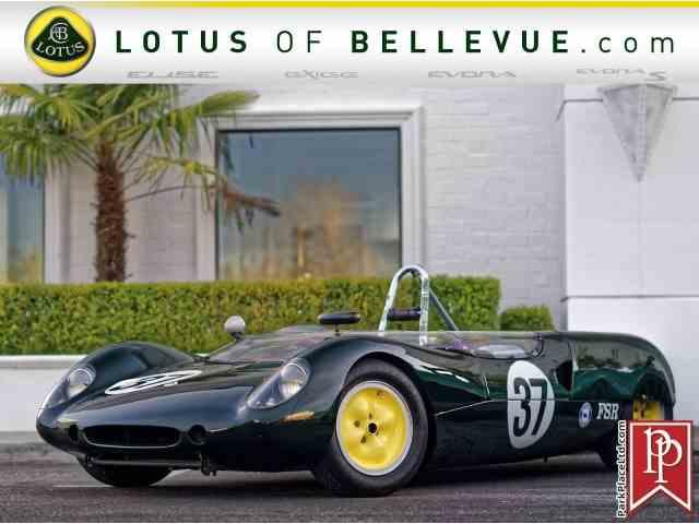 1962 Lotus 23 | 964992