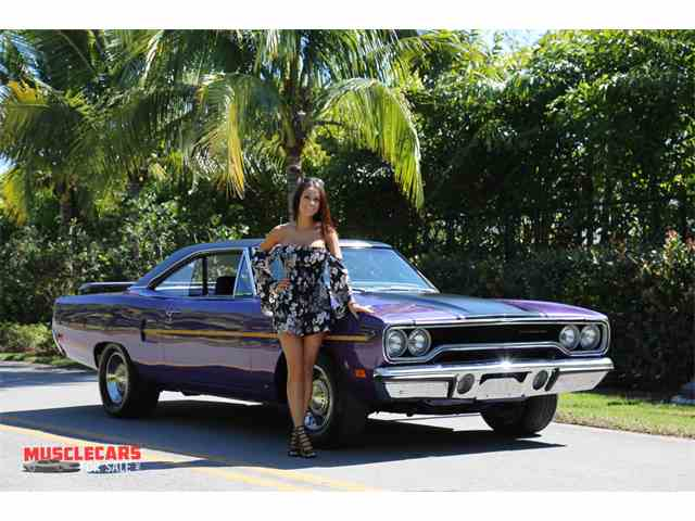 1970 Plymouth Road Runner | 960005