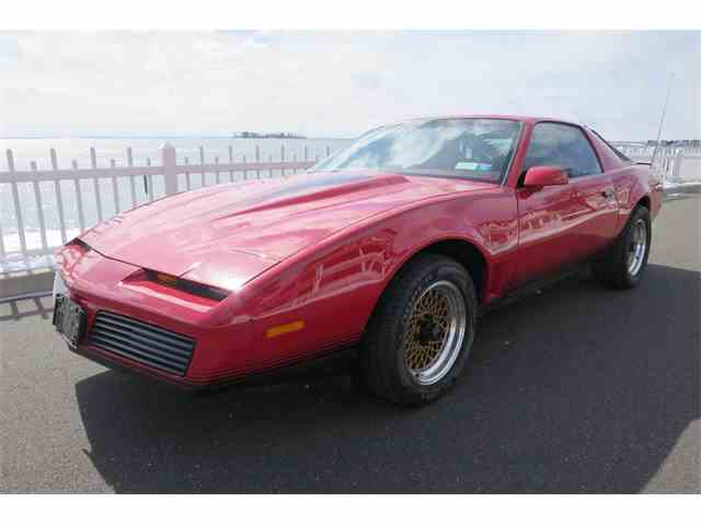 1984 Pontiac Firebird Trans Am | 965000